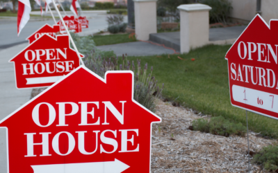 How to find an open house on rDigz